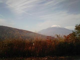 富士は一本①の山!